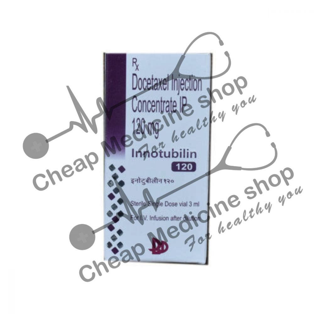 Buy Innotubilin 120 mg Injection
