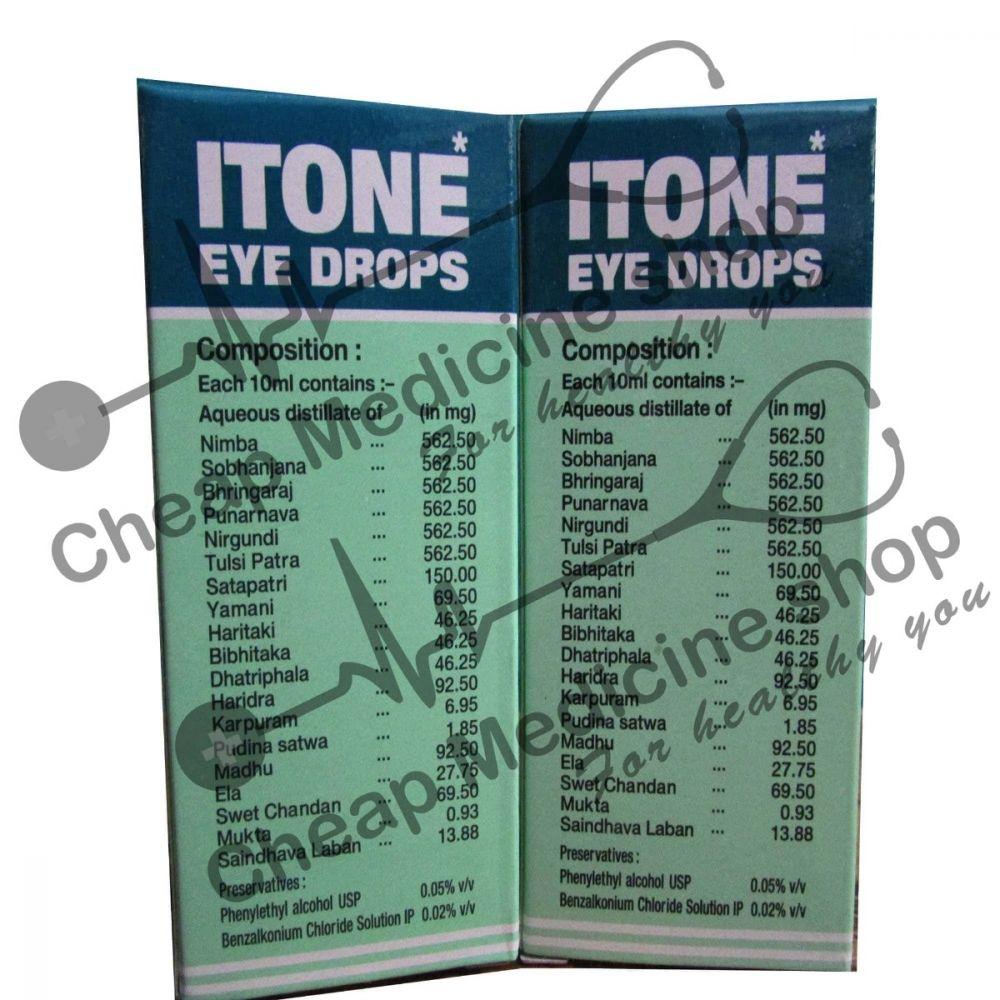 Buy Itone Eye Drop 10 ml