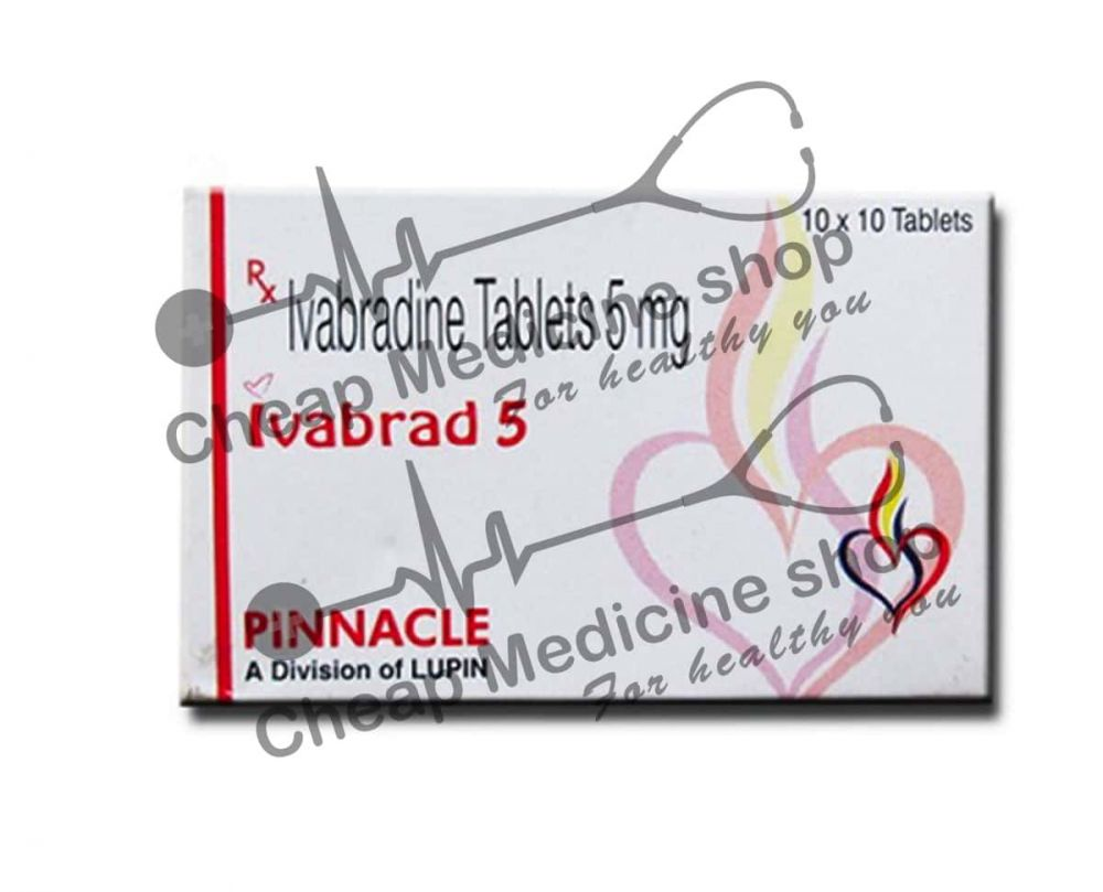 Buy Ivabrand 5 Mg (Ivabradine)