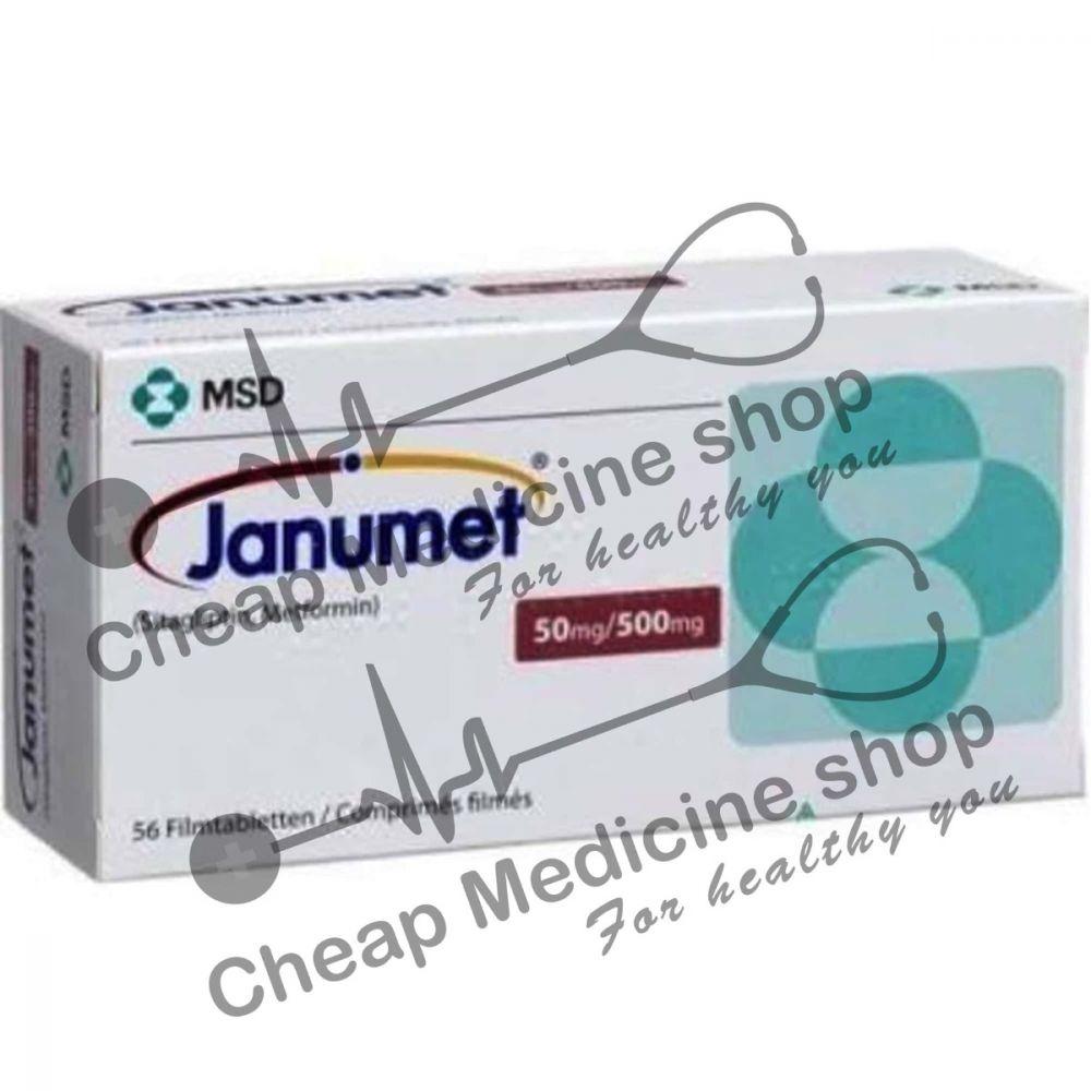 Buy Janumet XR CP Tablet (Sitagliptin)