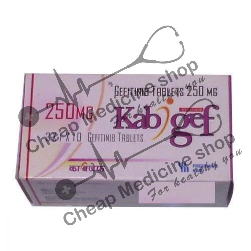 Buy Kabigef 250 mg Tablet