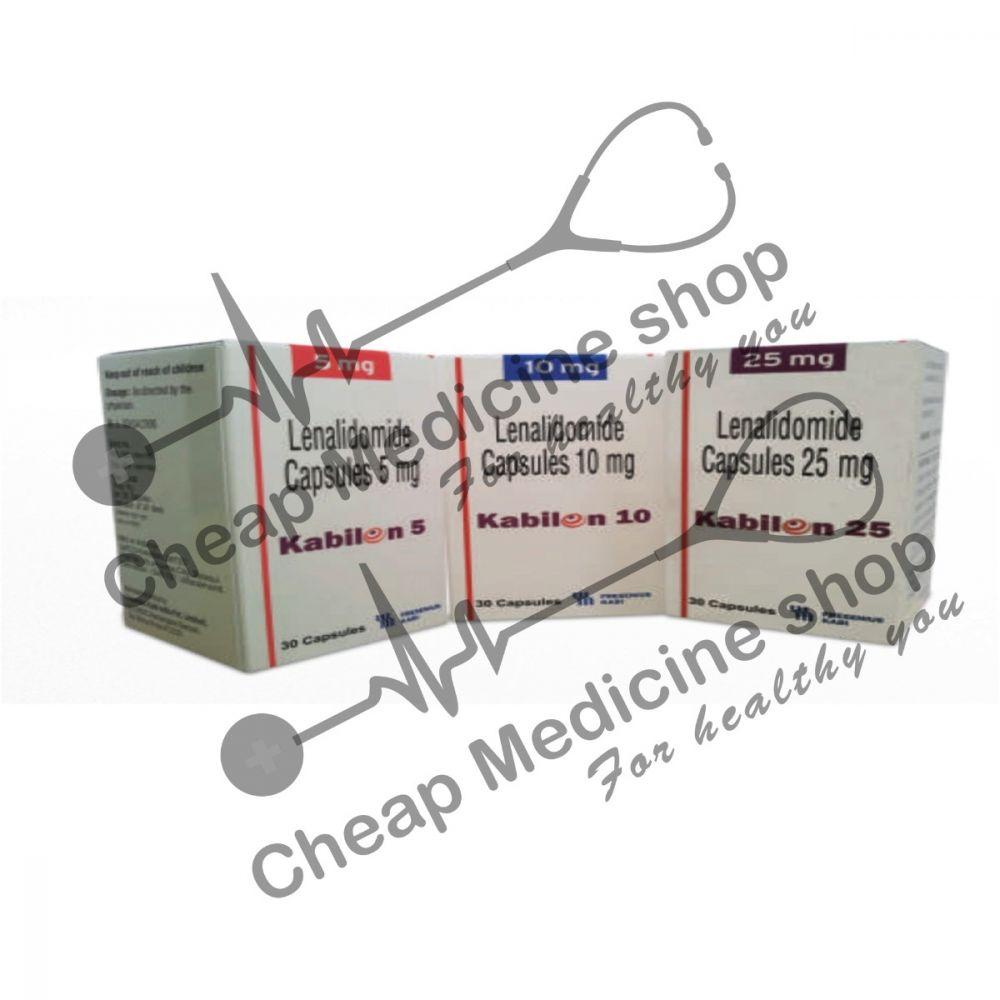 Buy Kabilen 5 mg Capsule
