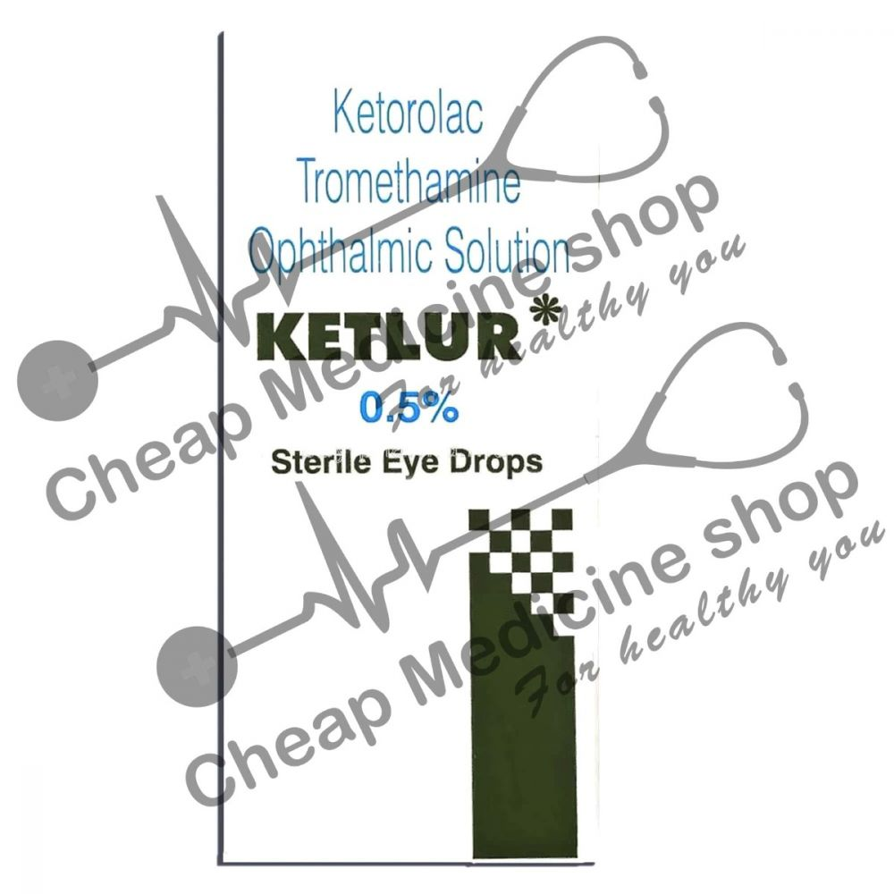 Buy Ketlur 5 ml Eye Drop