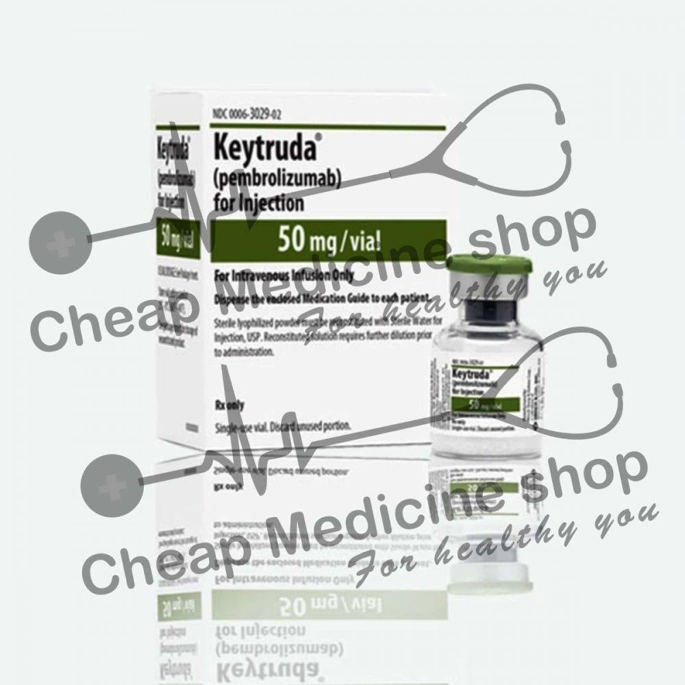 Buy Keytruda 50 Mg Injection
