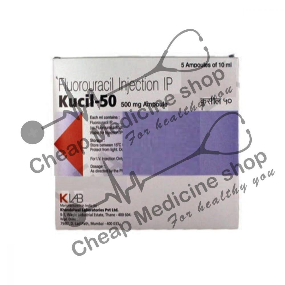 Buy Kucil 500 mg Injection 10 ml
