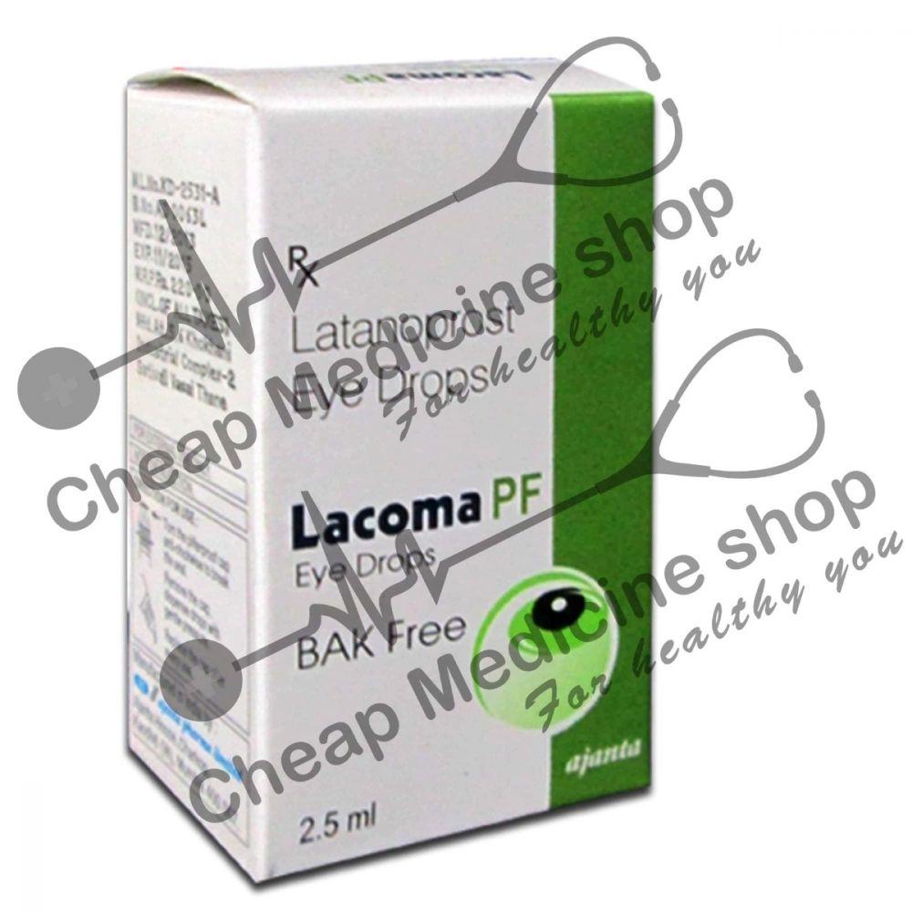 Buy Lacoma PF 2.5 ml