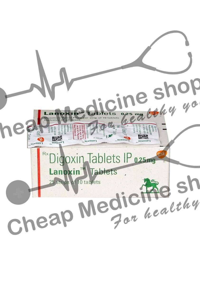 Lanoxin  0.25 Mg
