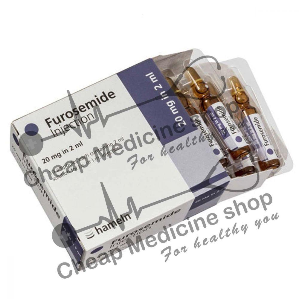 Buy Lasix 10 Mg/ml Injection 2 ml