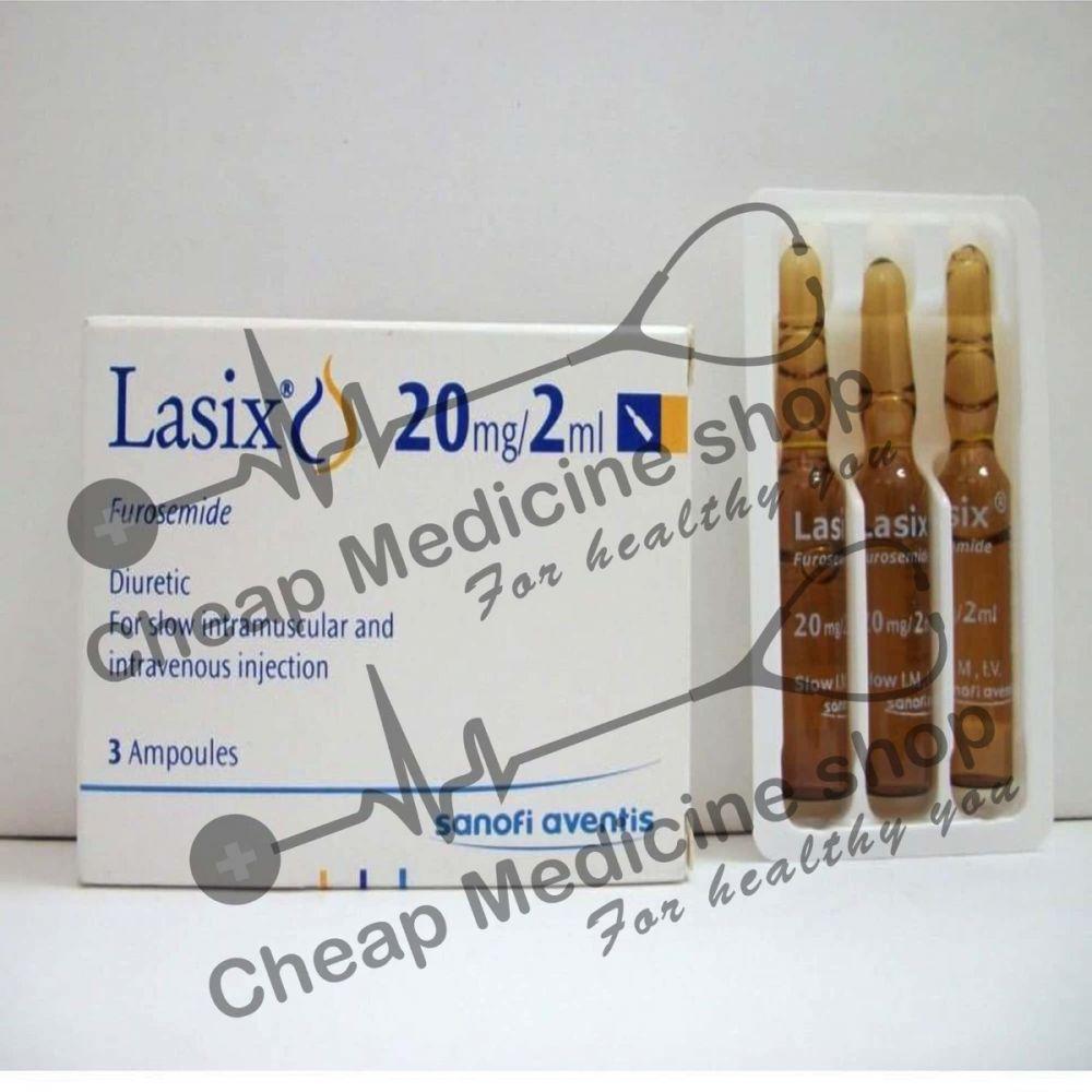 Buy Lasix 20 Mg Injection (Lasix)