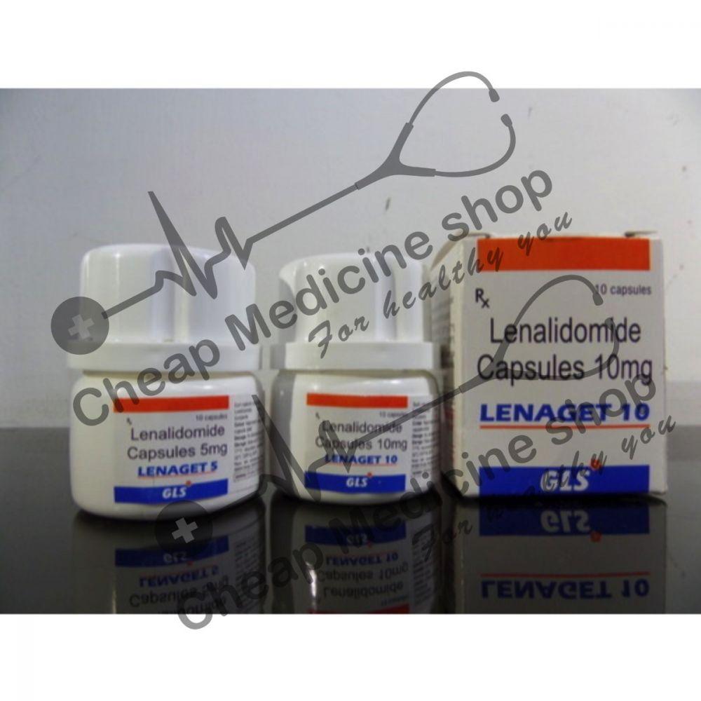 Buy Lenaget 5 mg Capsule