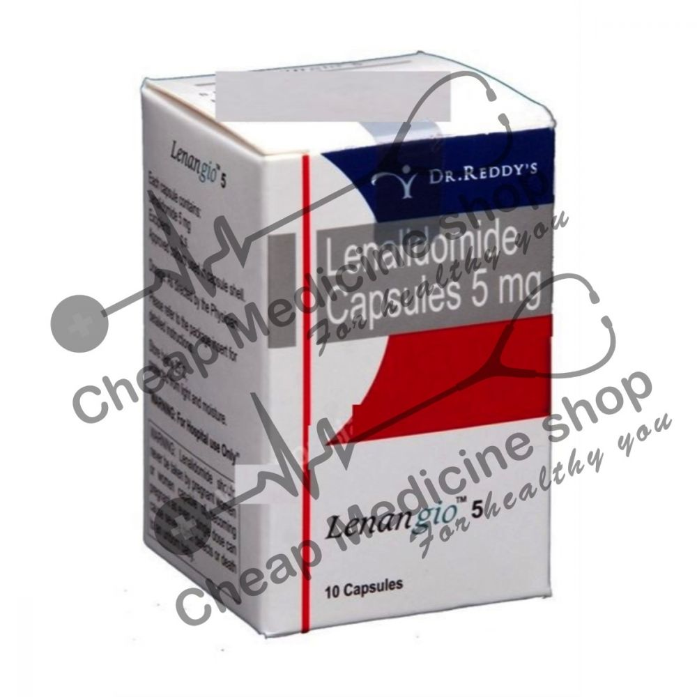 Buy Lenangio 5 mg Capsule