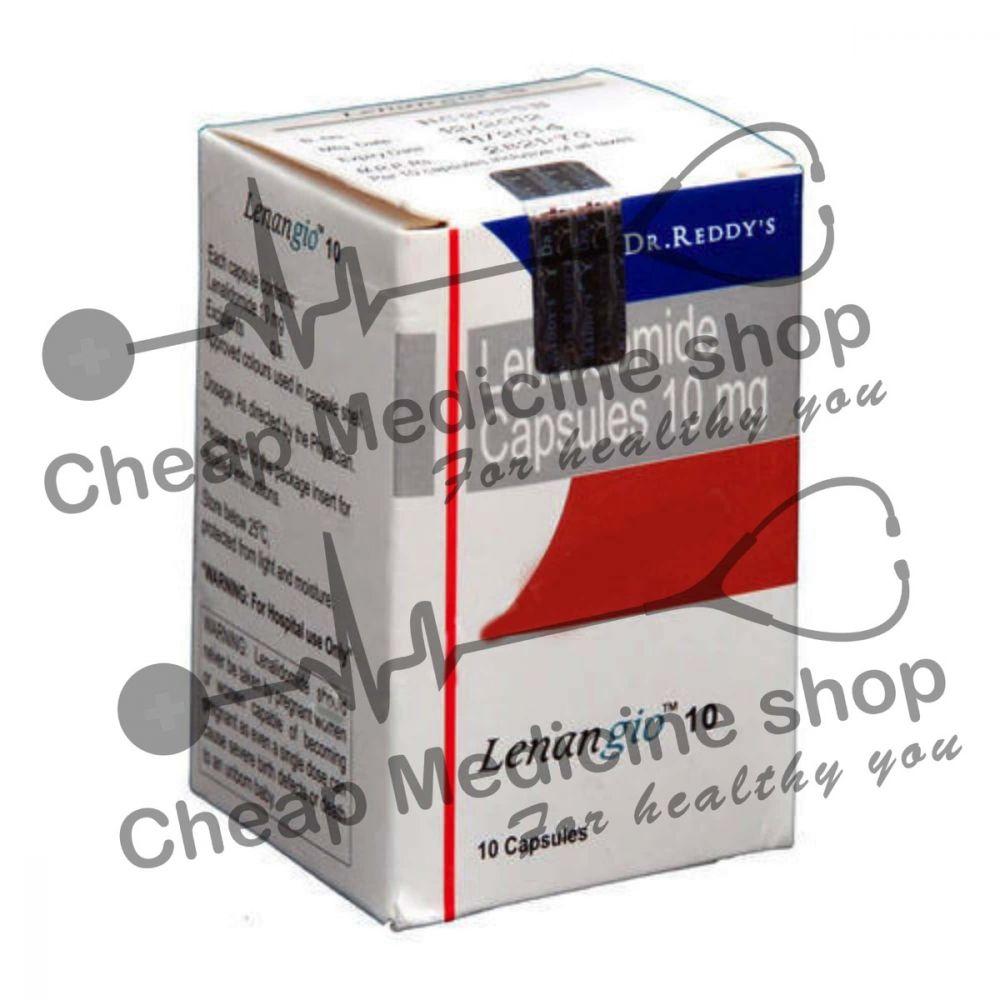 Buy Lenangio 10 Mg Capsules