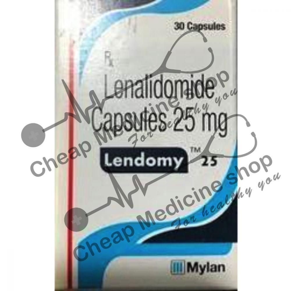 Buy Lendomy 25 Capsule