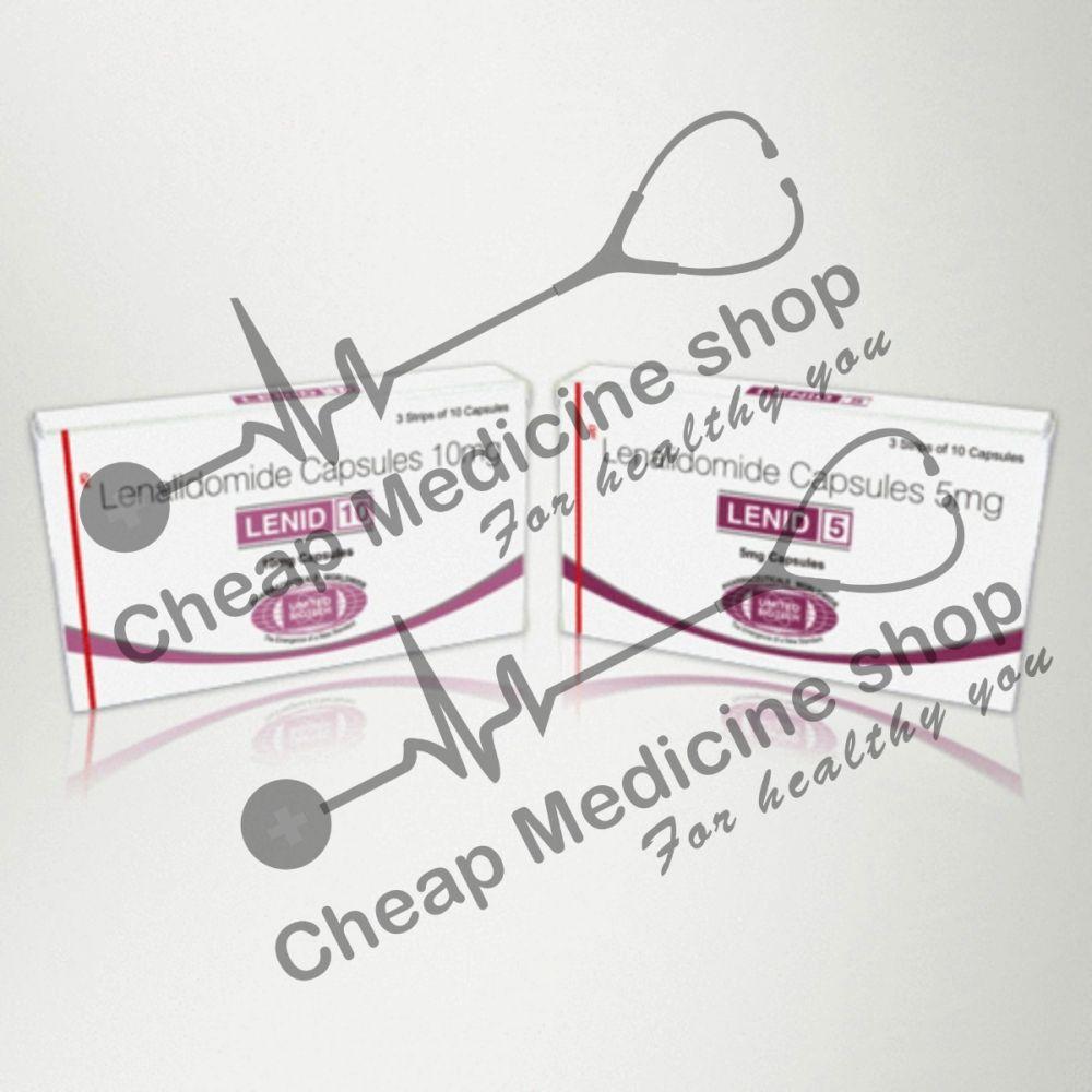 Buy Lenid 10 mg Capsule