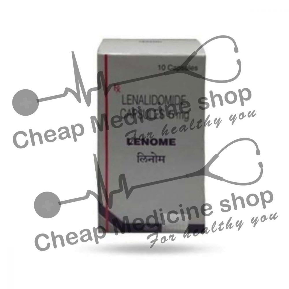 Buy Lenome 5 Mg Capsules