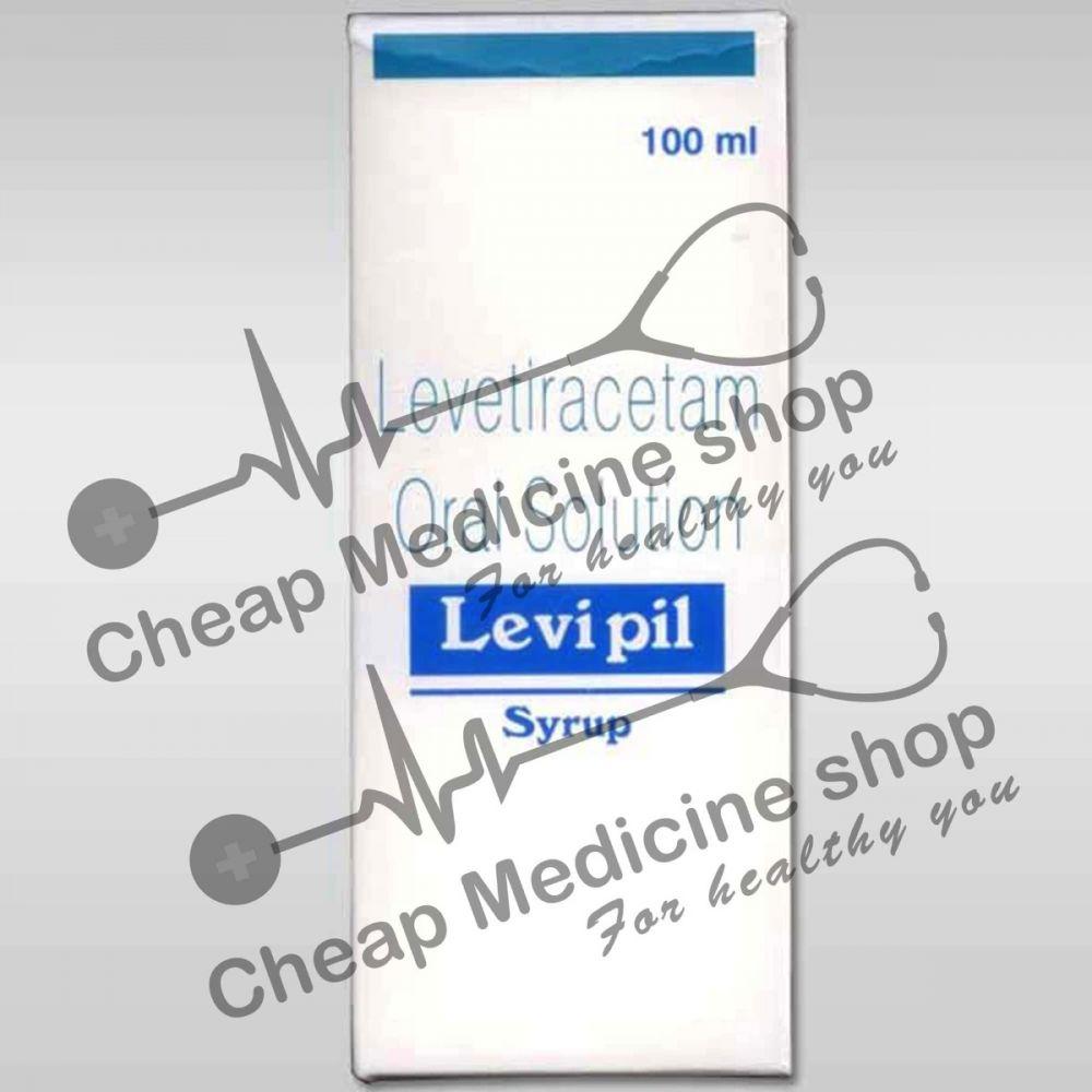 Buy Levipil Syrup (Keppra)