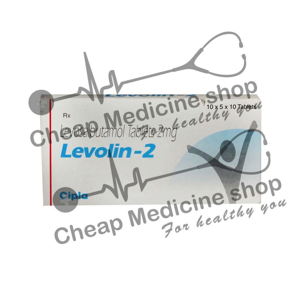 Levolin  2 Mg