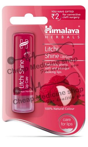 Litchi Shine Lip Care 4.5gm