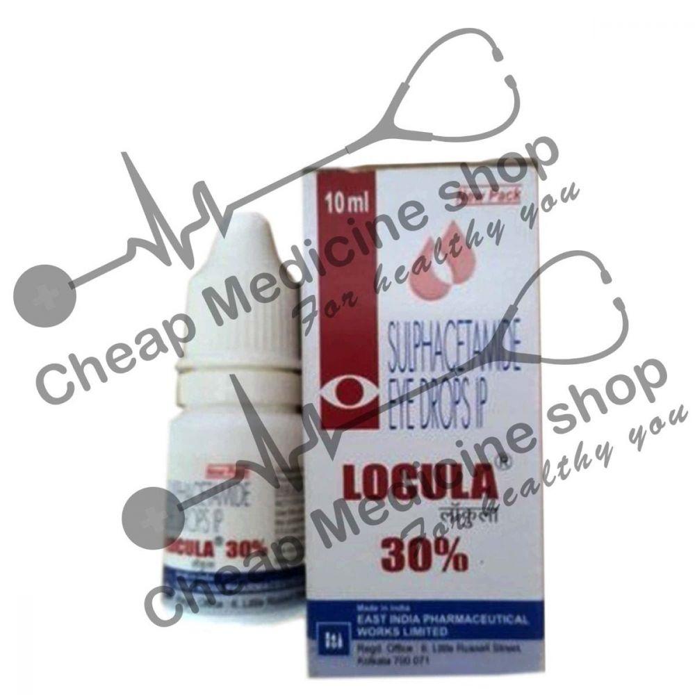 Buy Locula 30% 10 ml Eye Drop