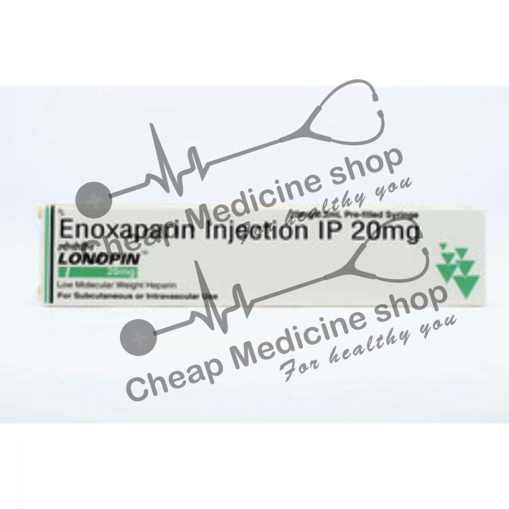Buy Lonopin 20 Mg Injection