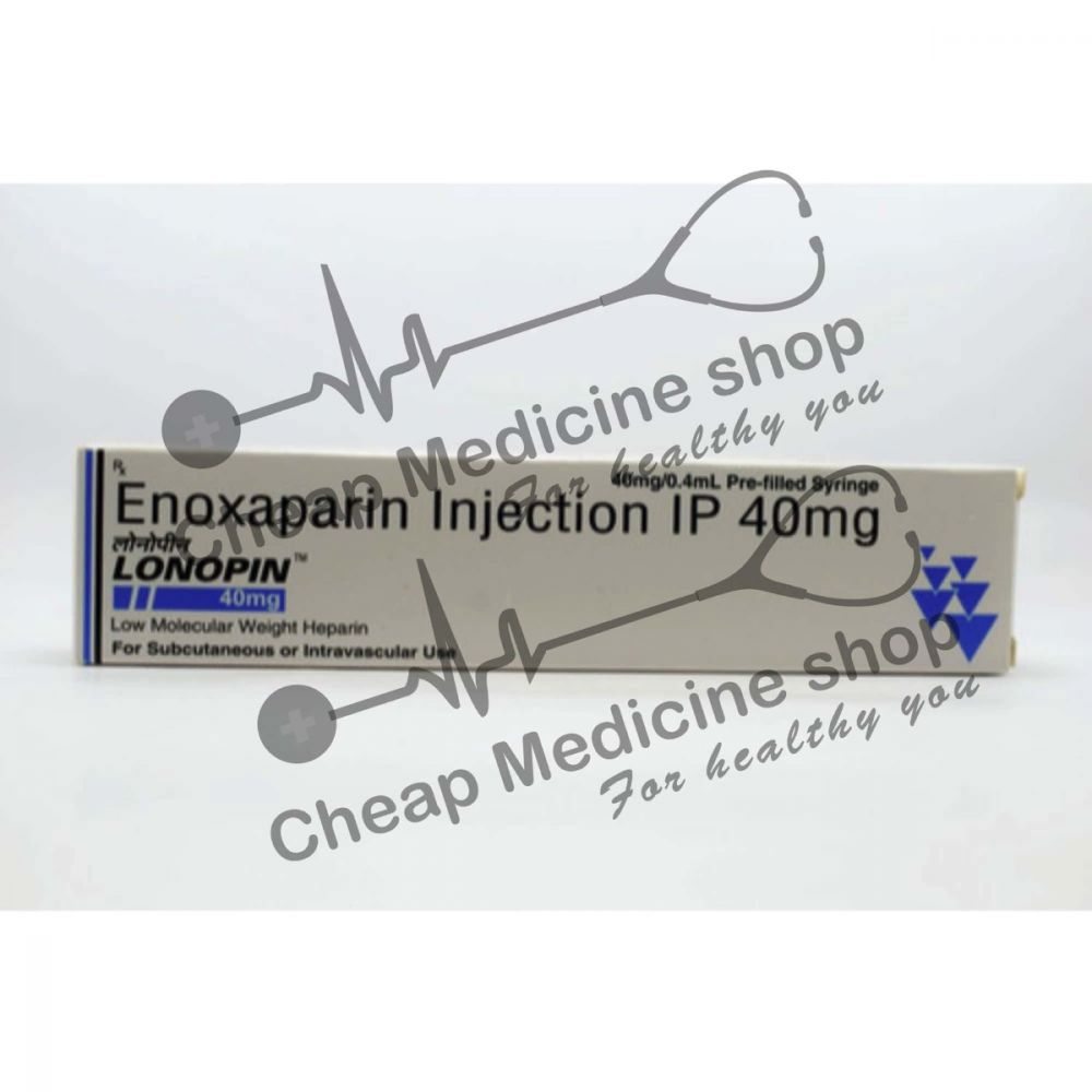 Buy Lonopin 40 Mg Injection