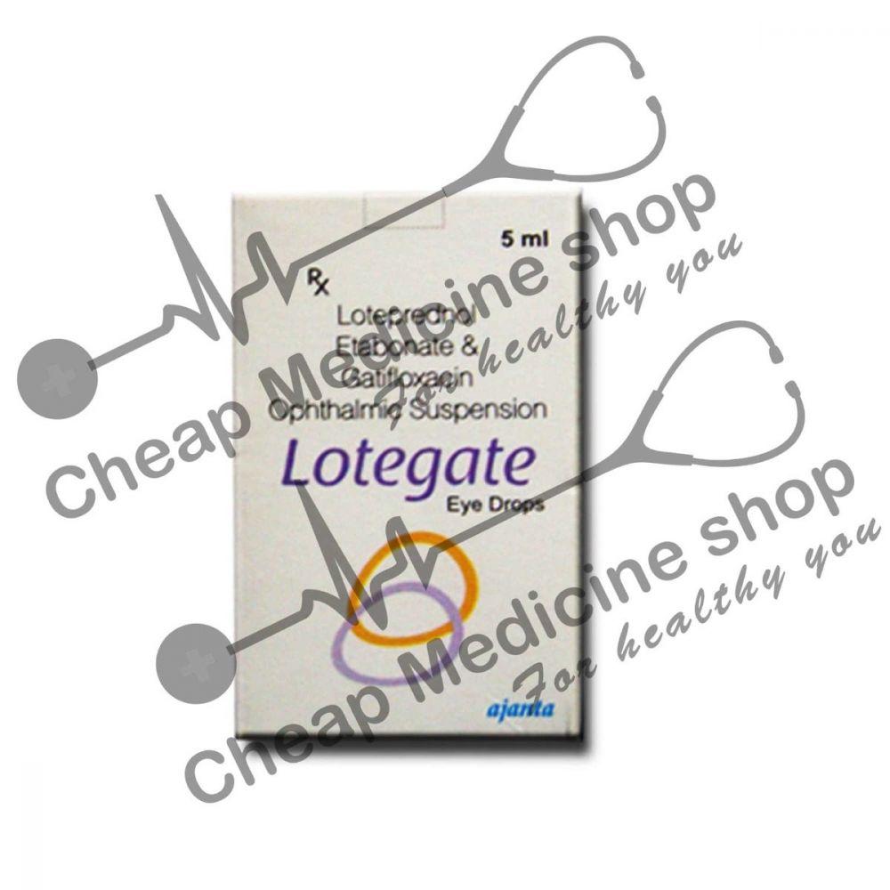 Buy Lotegate 5 ml Eye Drop