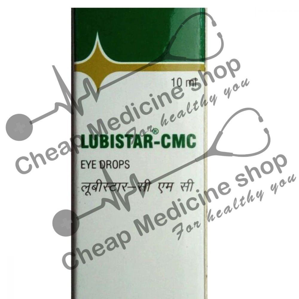 Buy Lubistar-Cmc 0.5% Eye Drop