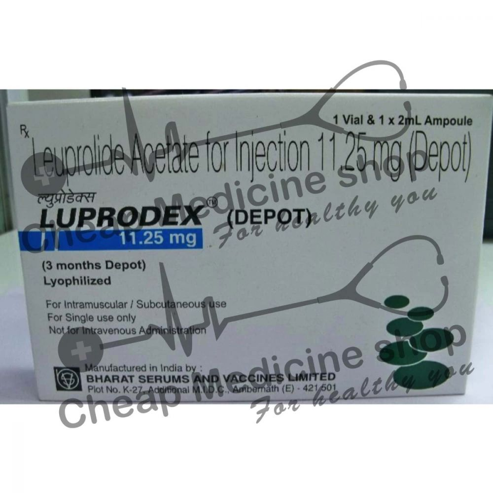 Buy Luprodex 22.25 Mg Injection