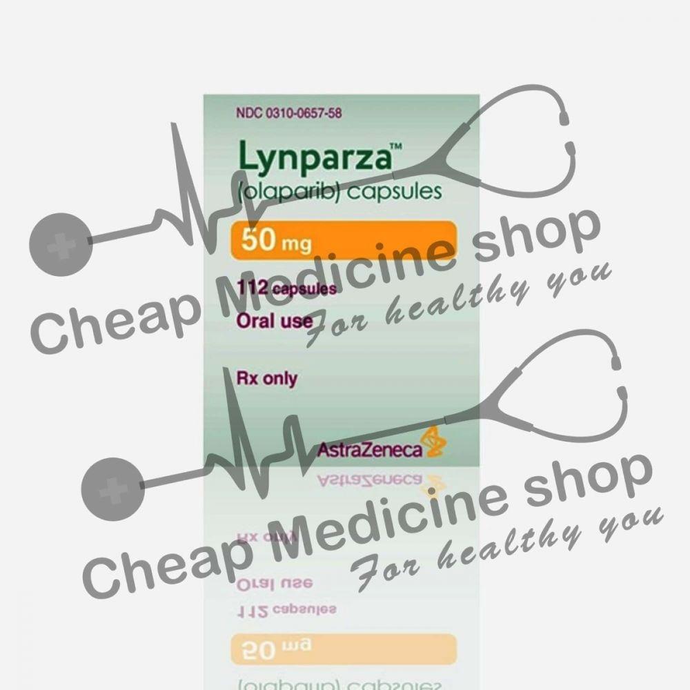 Buy Lynparza 50 Mg Capsule