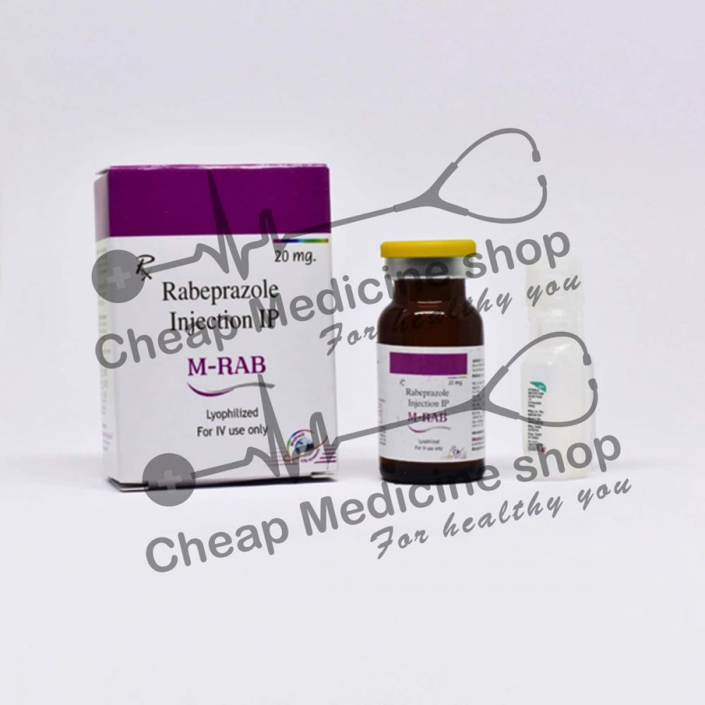 Buy M Rab 20 Mg Injection
