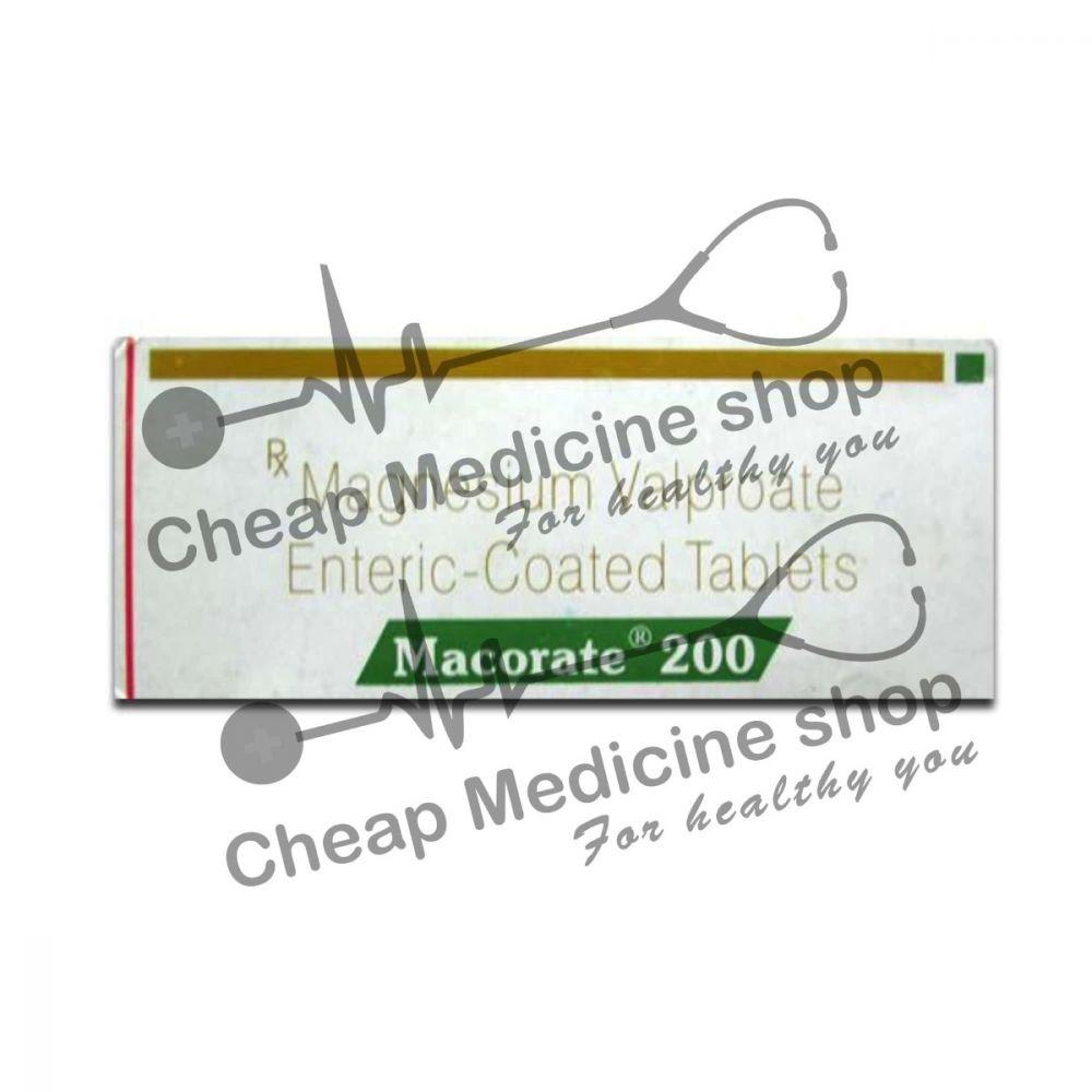 Buy Macorate 200 Mg Tablet ER