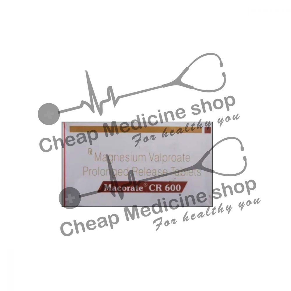 Buy Macorate 600 Mg Tablet