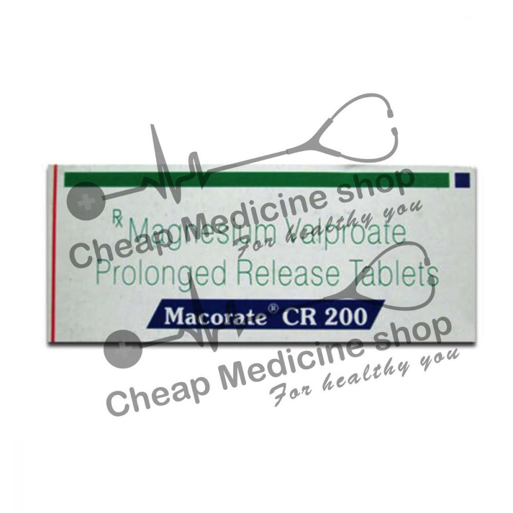 Buy Macorate CR 200 Tablet