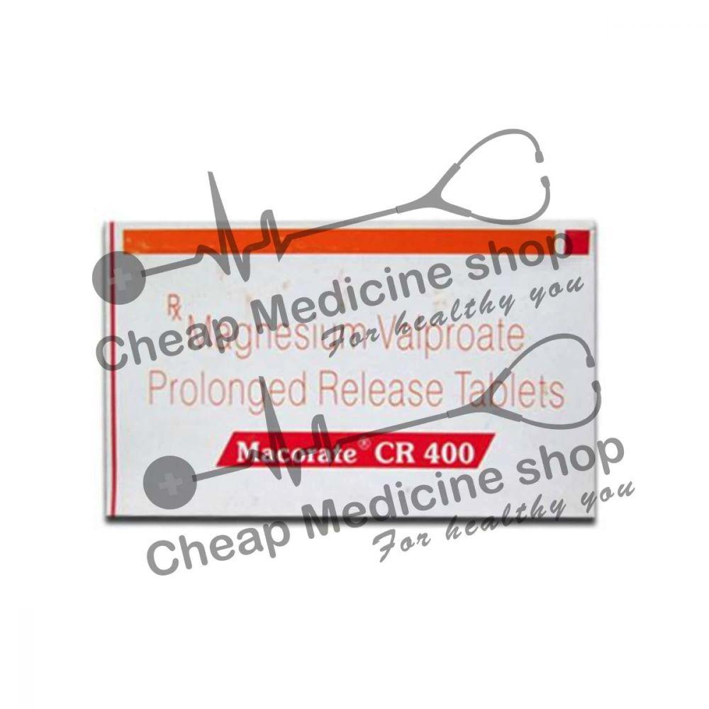 Buy Macorate CR 400 Tablet