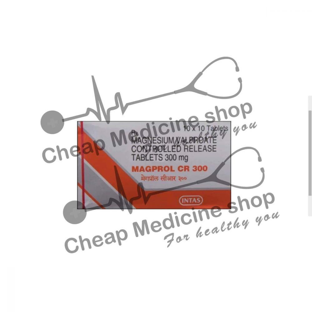 Buy Magprol CR 200 Tablet