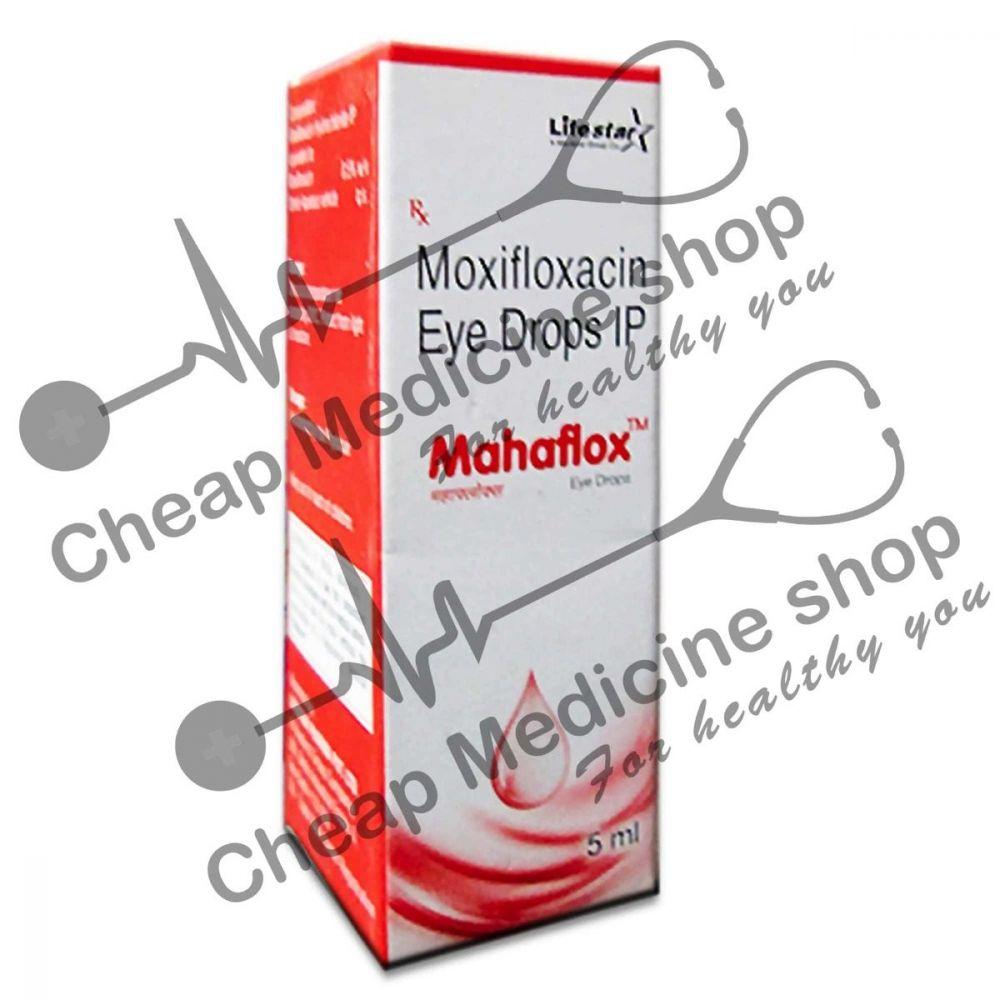 Buy Mahaflox KT 5 ml Eye Drop