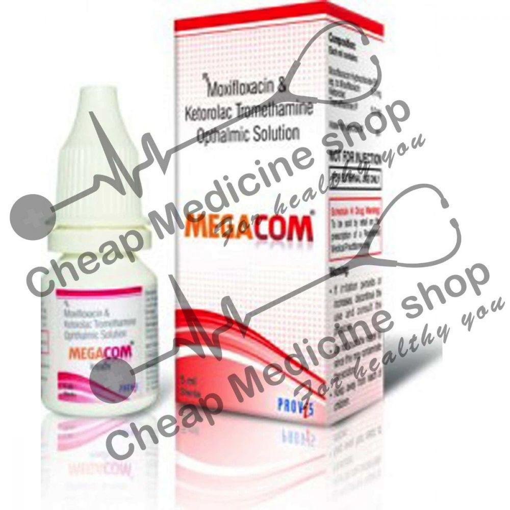 Buy Megacom 5 ml Eye Drop