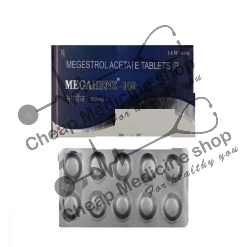 Megahenz 160 Mg Tablet