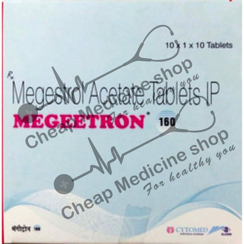 Buy Megeetron 40 Mg Tablet
