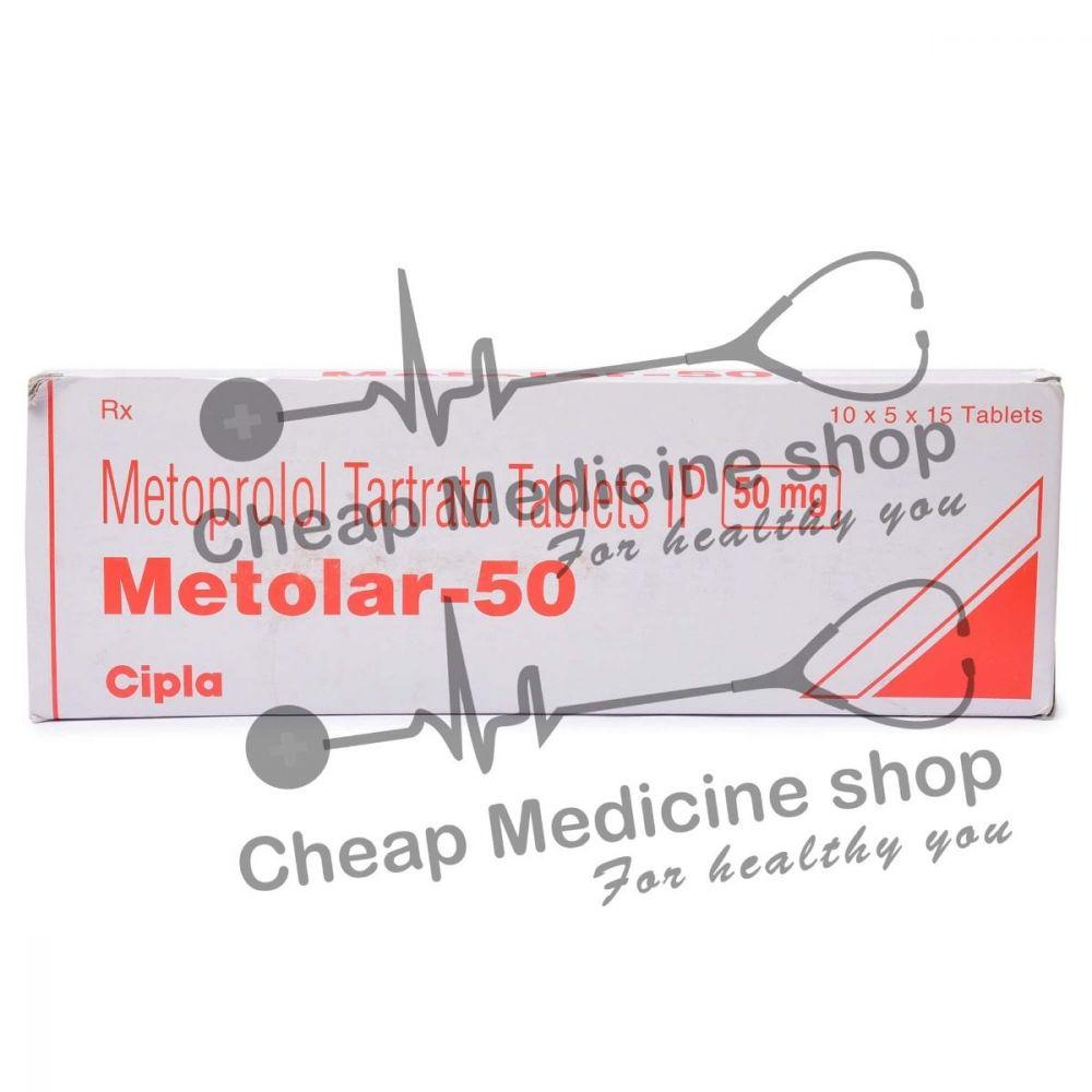 Metolar 50 Mg