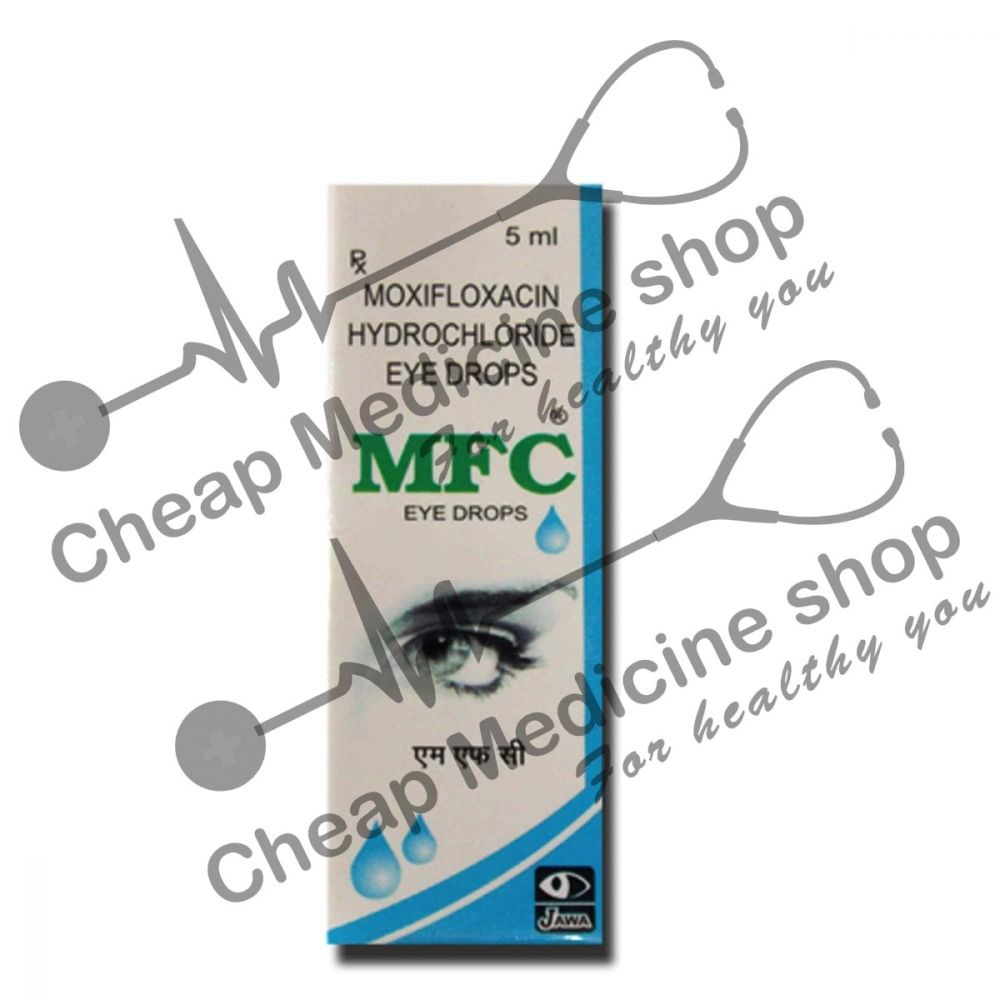Buy MFC 5 ml Eye Drop