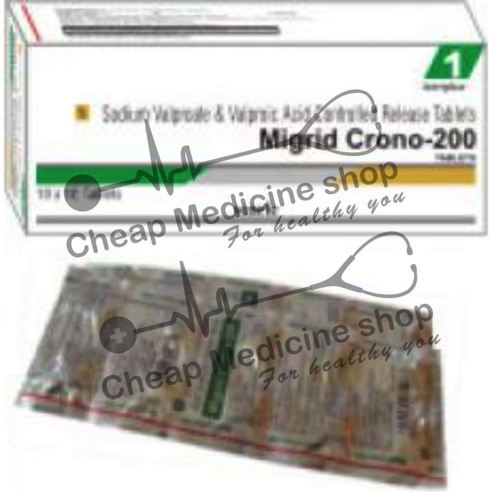 Buy Migrid Crono 200 Tablet