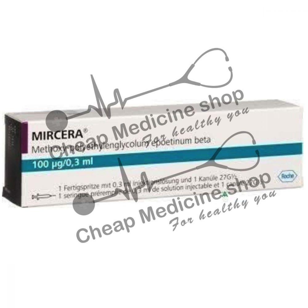 Buy Mircera 100 mcg 1ml Injection