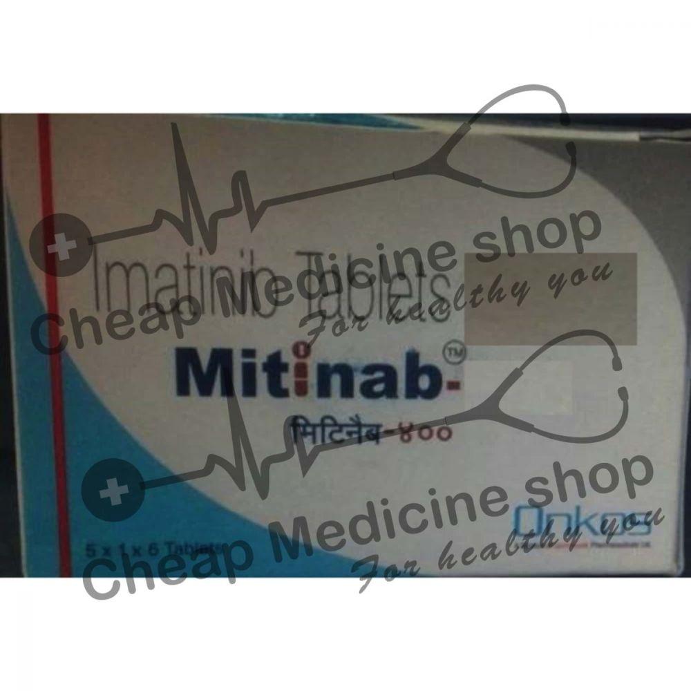Buy Mitinab 100 Mg Tablets
