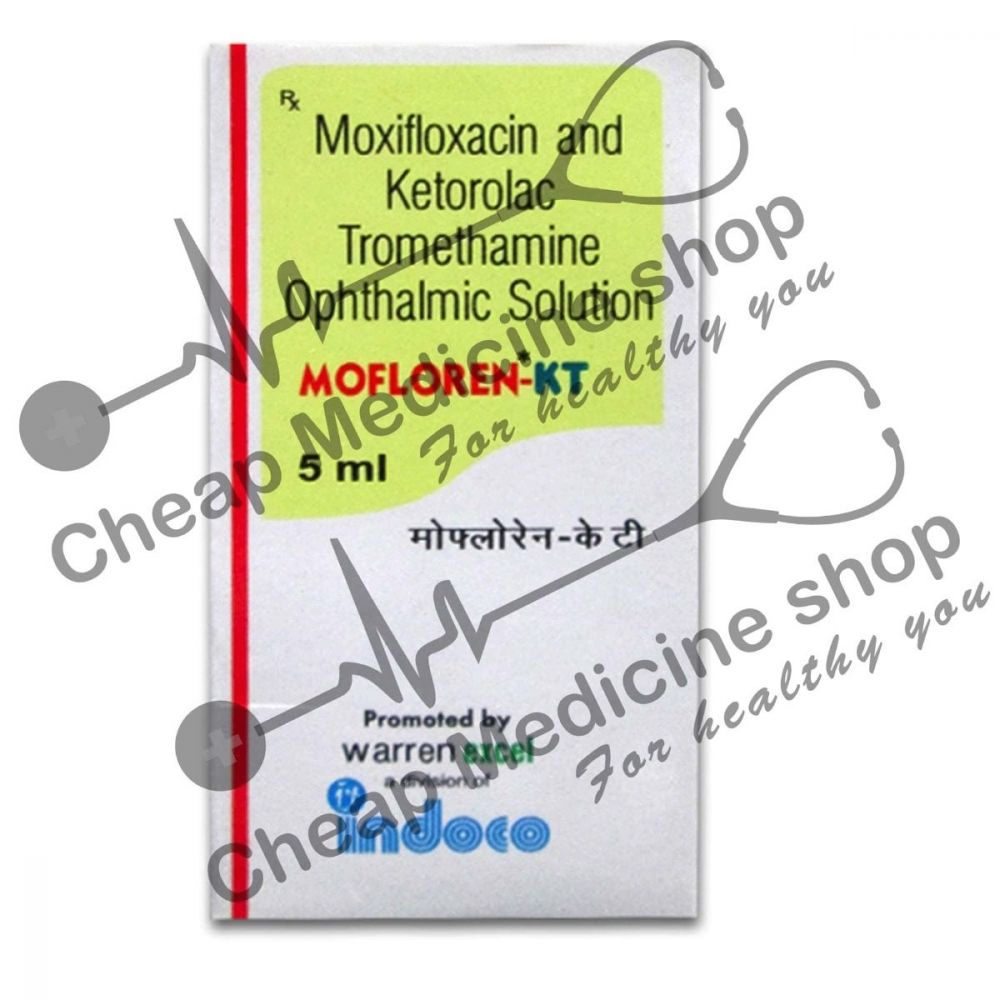 Buy Mofloren KT 5 ml Eye Drop