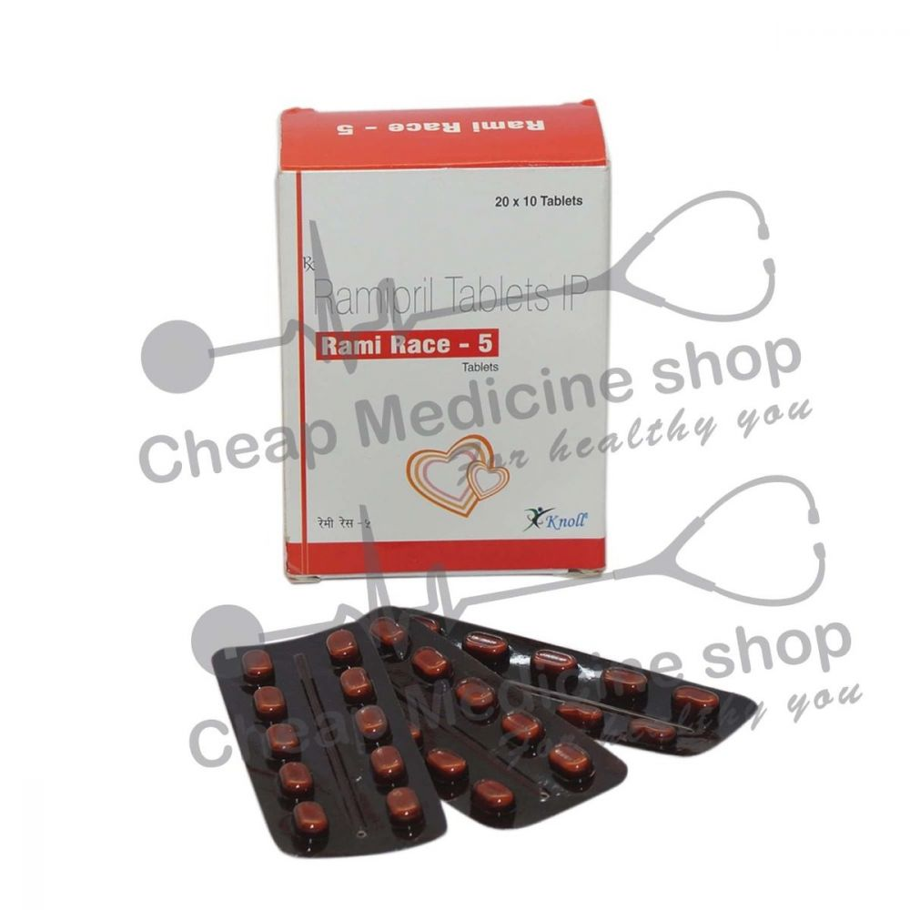 Rami Race 5 Mg, Altace 5 mg, Ramipril