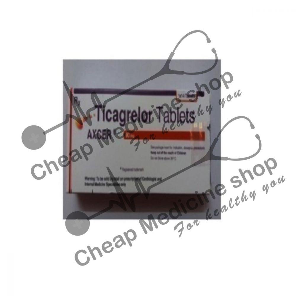 Buy Ticagrelor Tablets