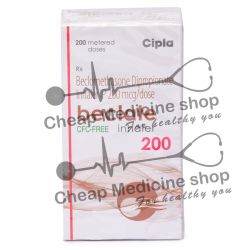 Beclate Inhaler 200 Mcg, Beclovent Inhaler, Beclomethasone Dipropionate