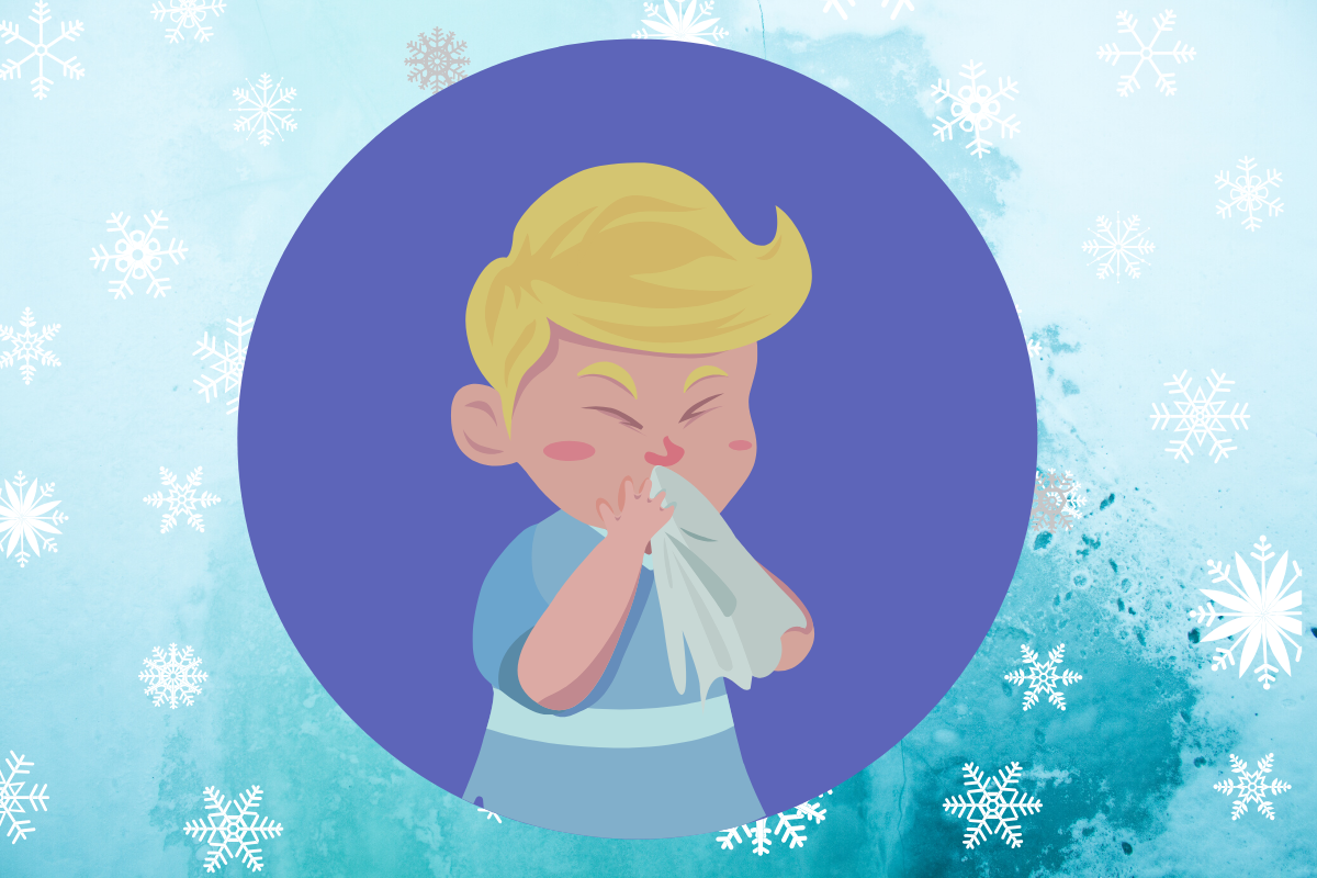 A Quick Guide To Avoid Common Winter Ailments In Children