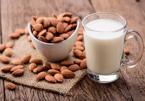 The Low Calorie Nut Juice - Almond Milk